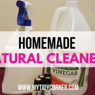 13 Homemade Natural Cleaners