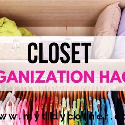 21 Ingenious Closet Organization Hacks