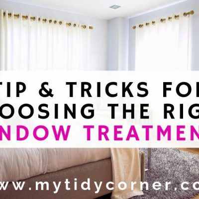 Choosing Window Treatments for Every Room in Your Home