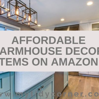 14 Farmhouse Decor on Amazon