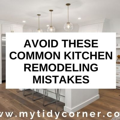 7 Common Kitchen Remodeling Mistakes