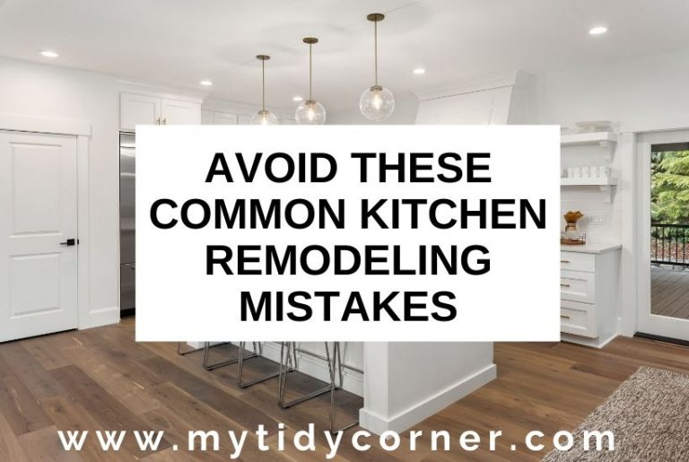 Common kitchen remodeling mistakes to avoid