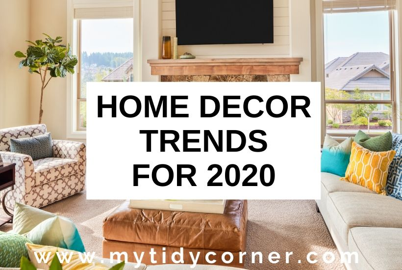 Latest home decor trends
