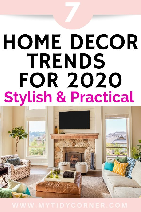 New home decorating trends