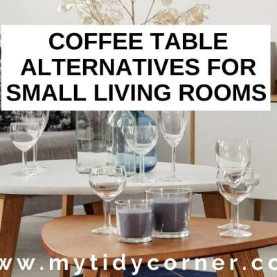 9 Coffee Table Alternatives for Small Spaces