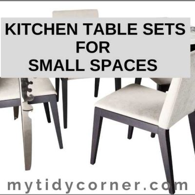 Best Kitchen Table Sets for Small Spaces