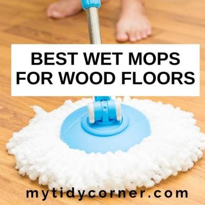 Top 5 Wet Mops for Wood Floors