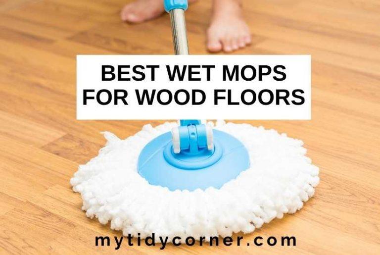 Best wet mops for wood floors