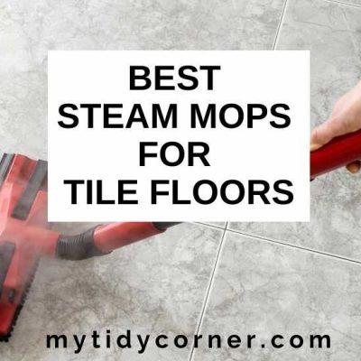 6 Best Steam Mops Tile Floors Grout