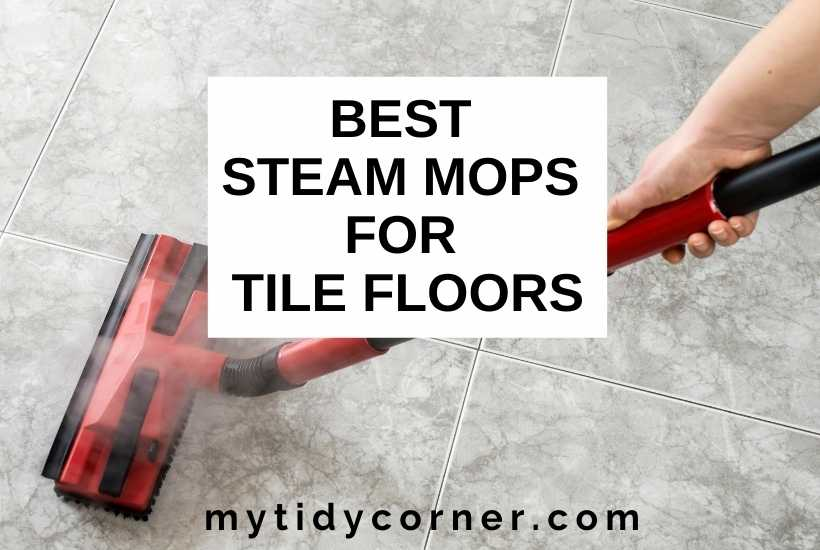 Best steam mops for tile floors and grout