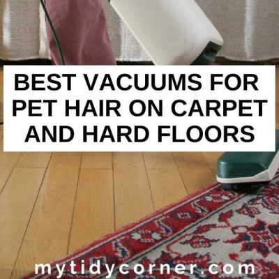 6 Best Vacuums for Pet Hair on Carpet and Hardwood Floors