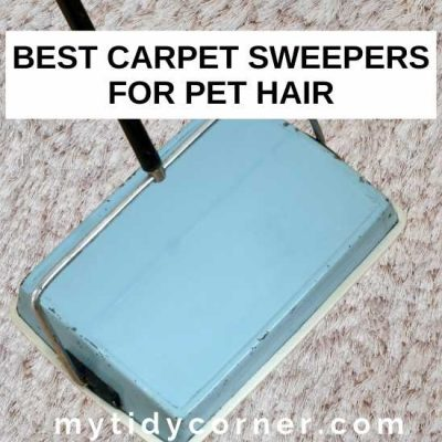 8 Best Carpet Sweepers for Pet Hair