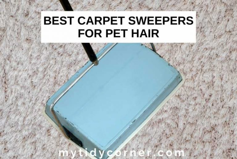 Best carpet sweepers for pet hair