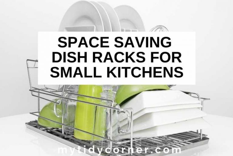 Best dish racks for small kitchens