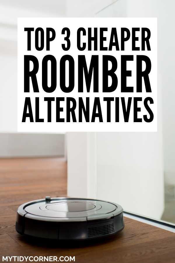 Best Roomba alternatives