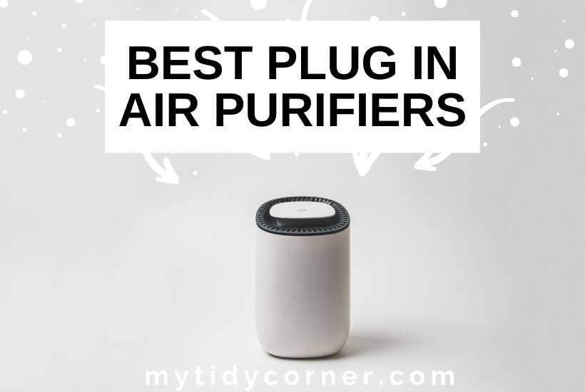 Best plug in air purifiers